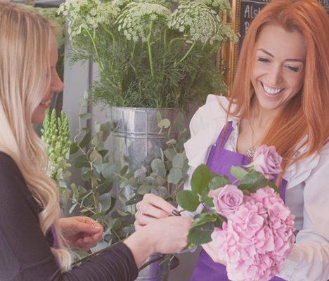 Flower Arranging Classes Essex