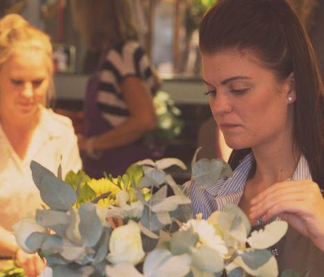 Flower Arranging Classes Stock Essex