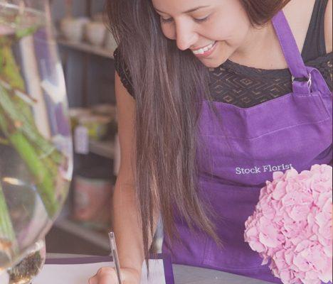 Flower Arranging Classes Stock Florist