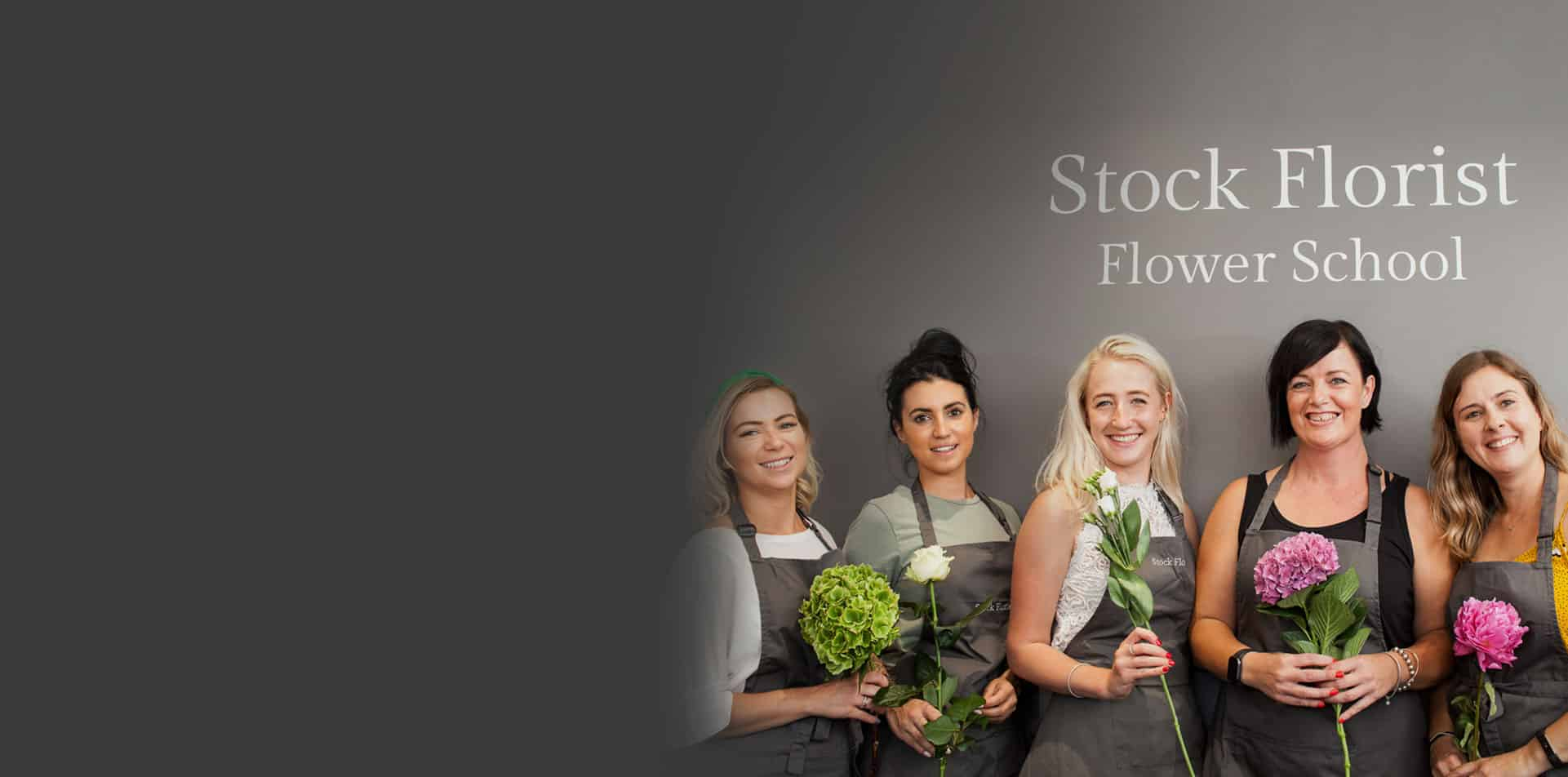 Stock Florist Team Header Image