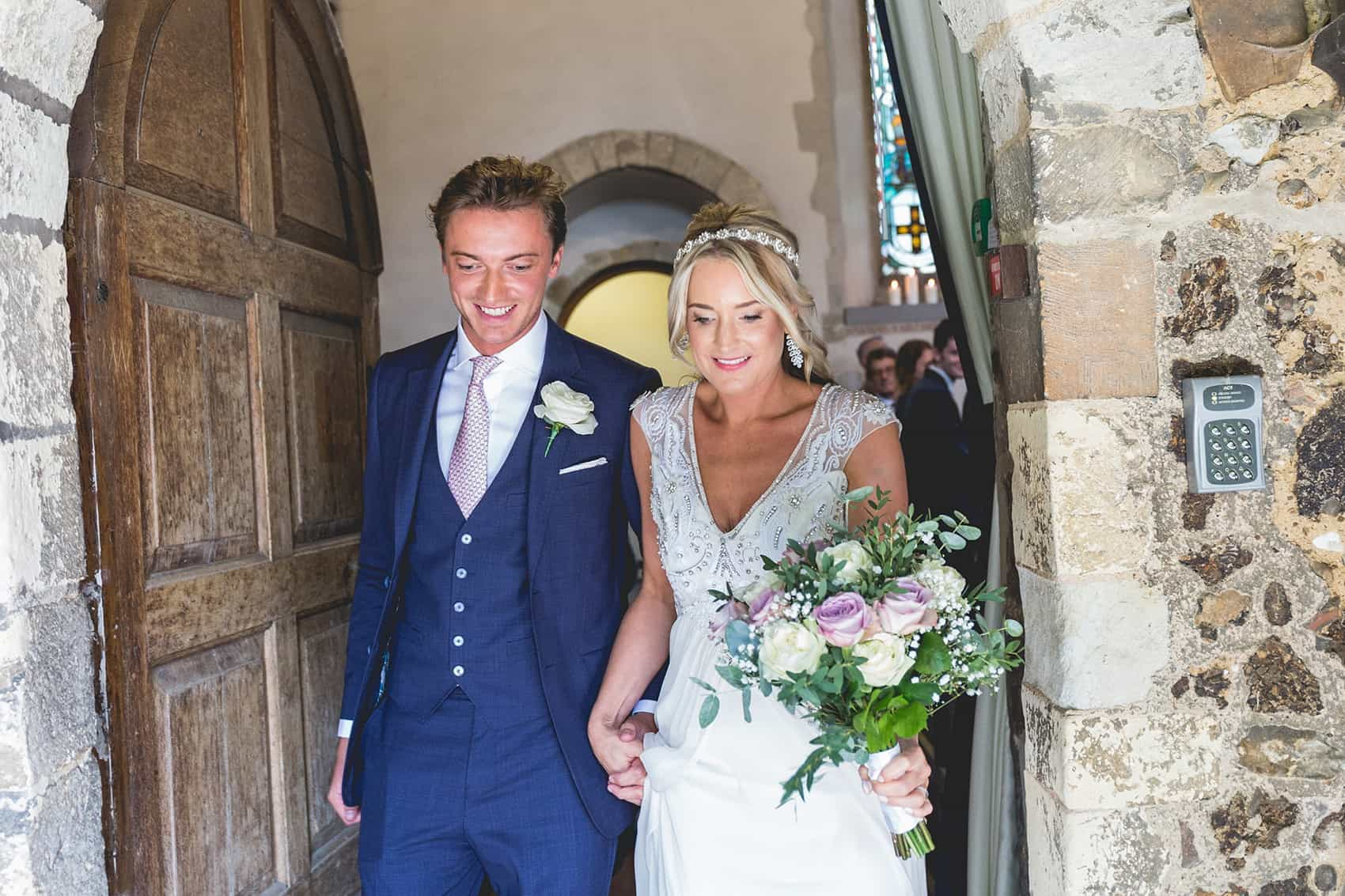 The Wedding of Sarah & Charlie – lngatestone Hall, Essex