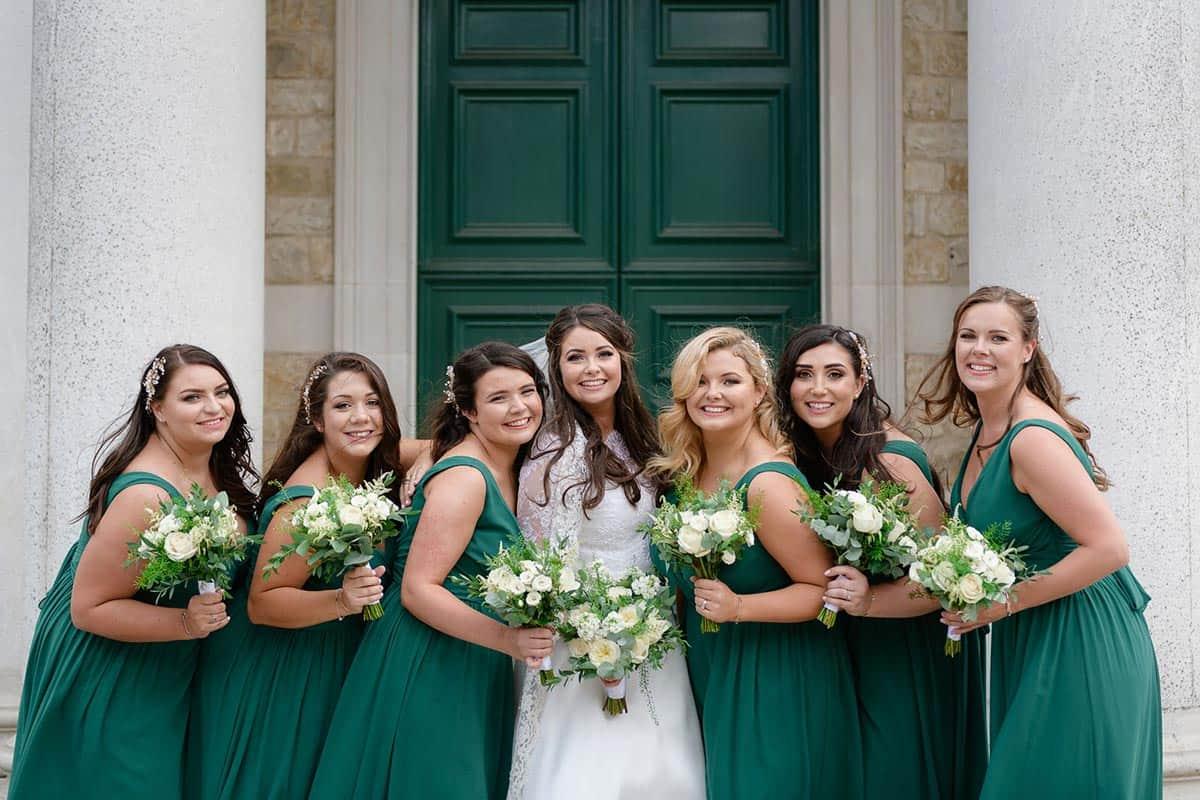 The Wedding of Erin & Sam – Down Hall, Essex