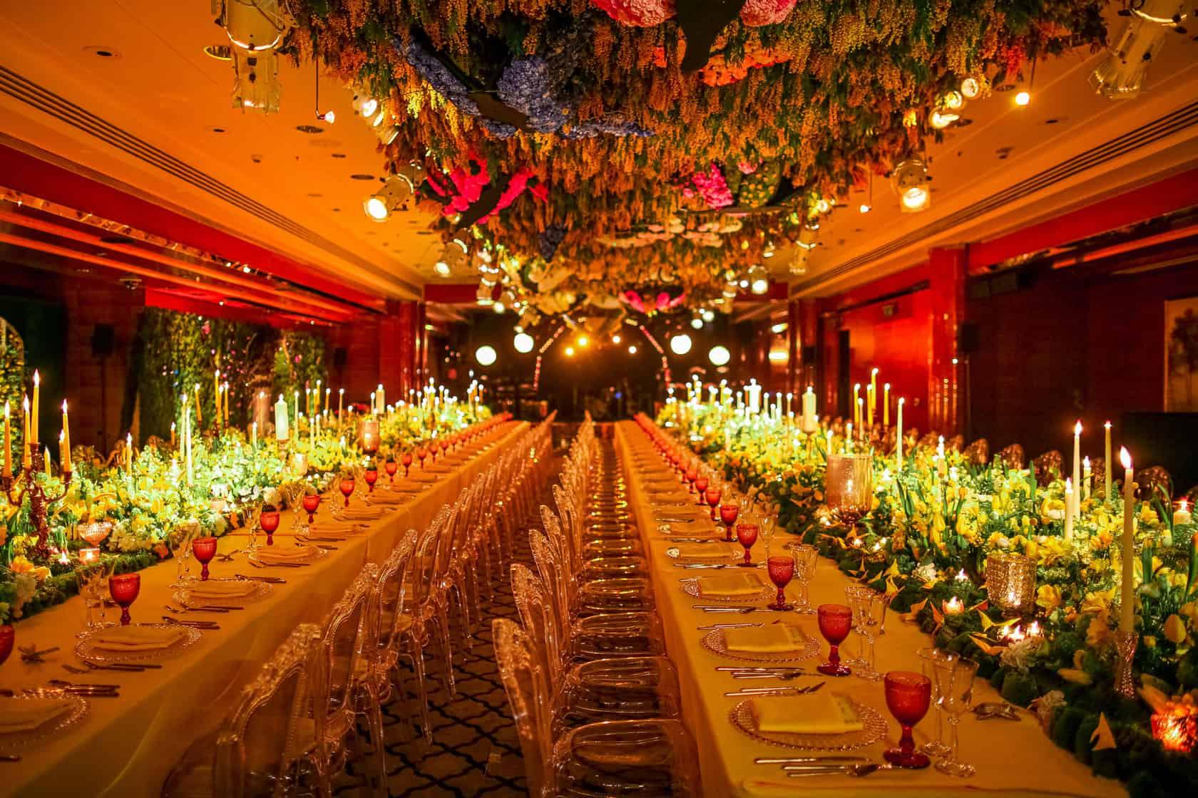 Aime Bone – Fantasia 2020 Flower Masterclass And Gala Dinner