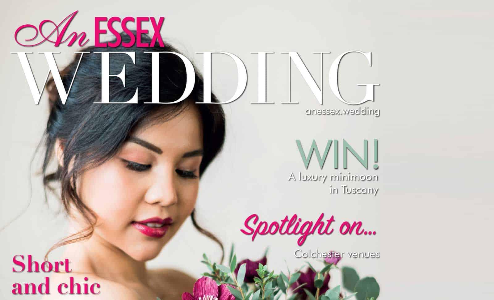 Magazine Feature –An Essex Wedding Magazine
