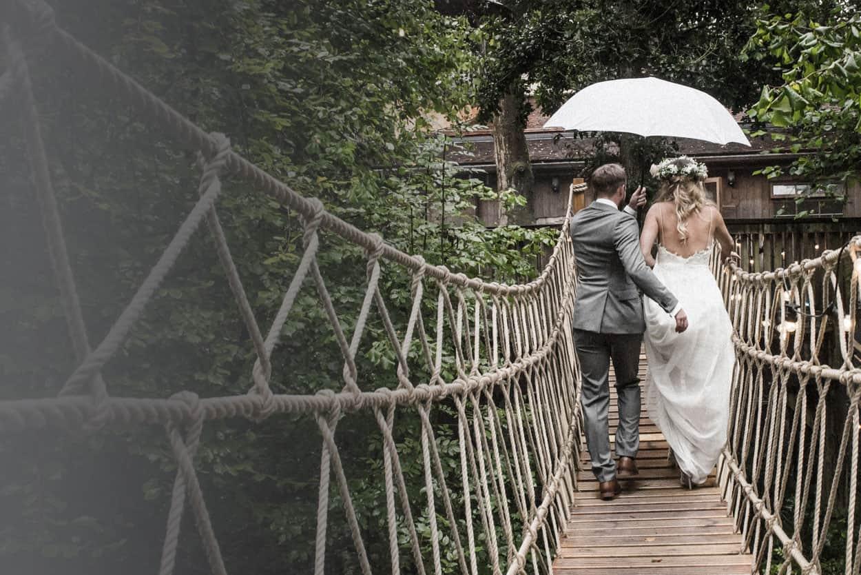 Outdoor wedding planning essentials